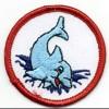 delphin abzeichen
